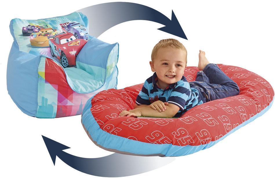 Image of Cars lænestol oppustelig - Disney Cars børnemøbler 653845 (242-653845)