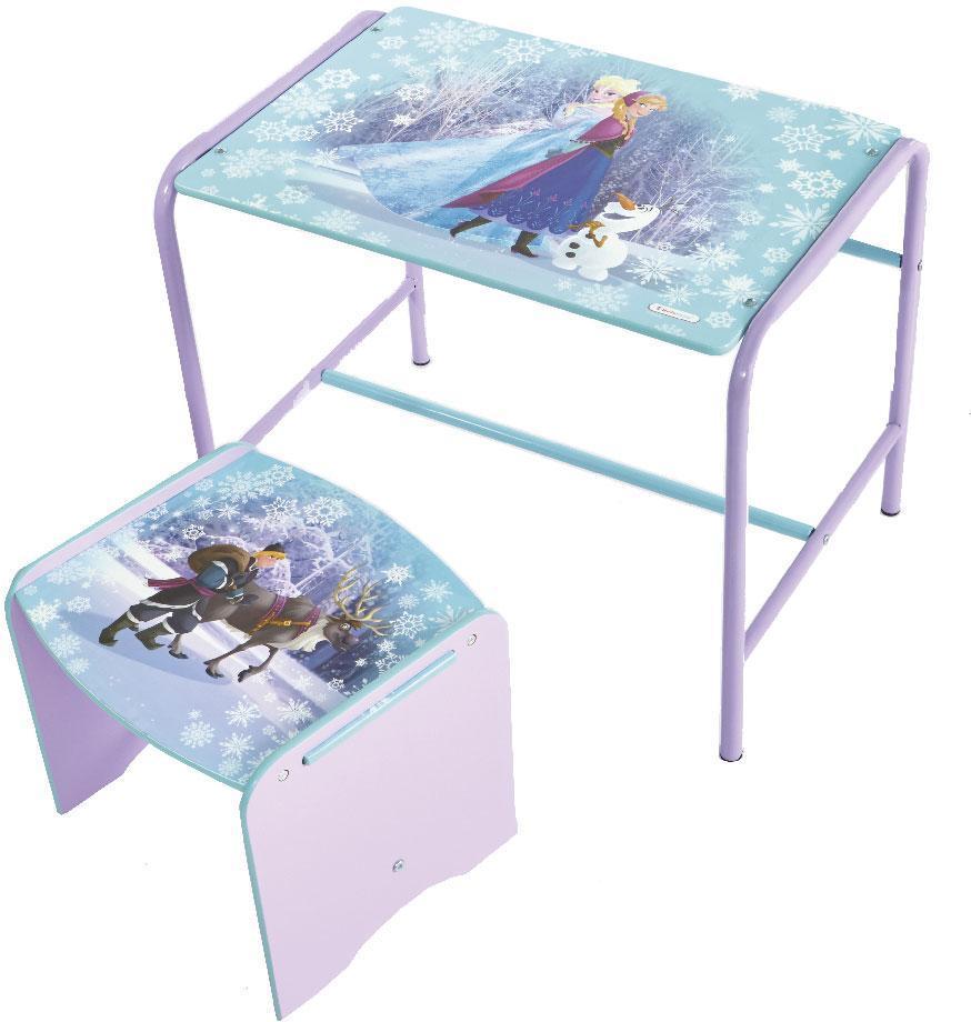 Image of Frost bord og skammel - Disney Frozen bord og stol 653883 (242-653883)