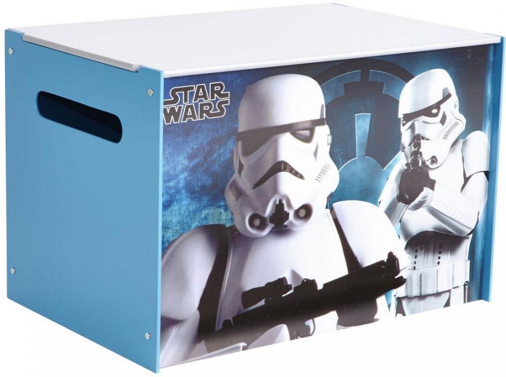 Image of Star Wars legetøjskiste - Star Wars børnemøbler 654293 (242-654293)