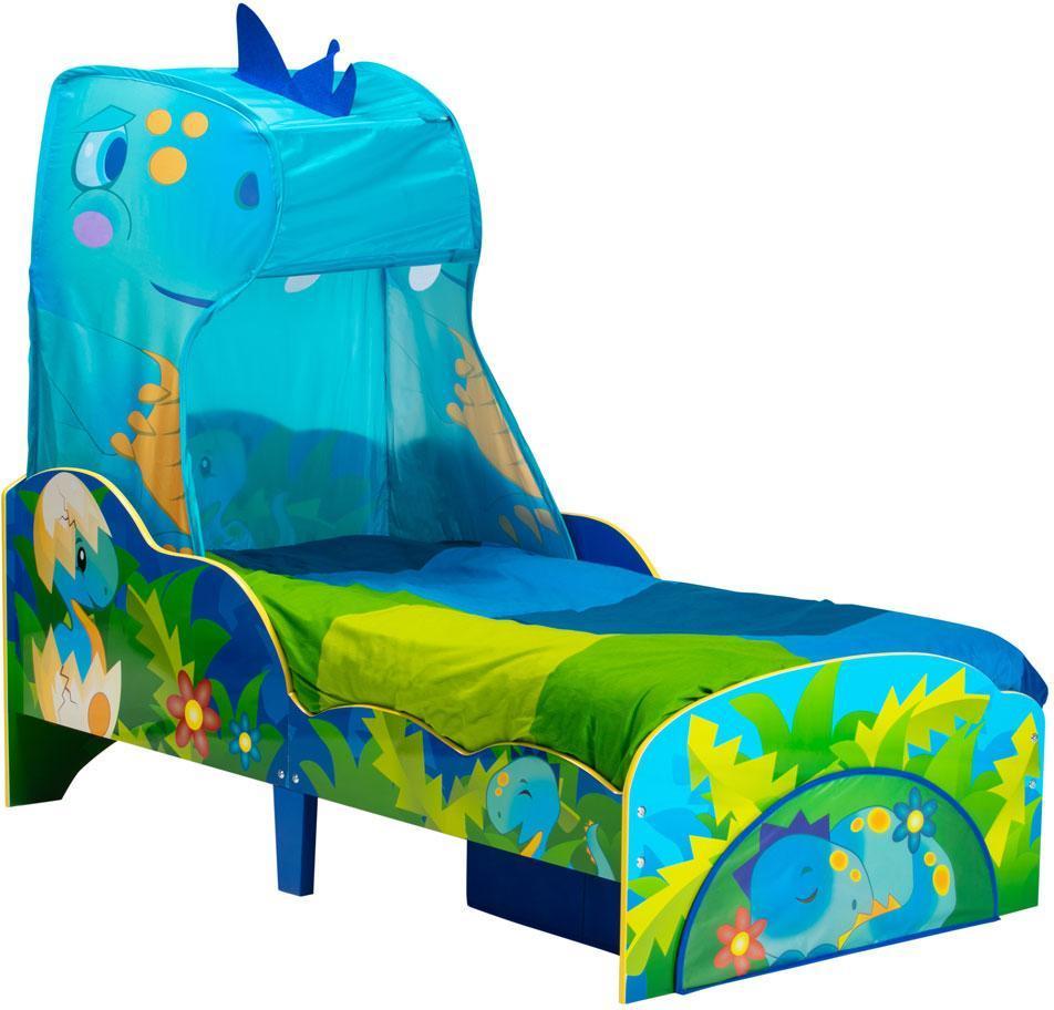 Image of Dinosaur Juniorseng uden madras - Dinosaur børneseng 669617 (242-669617)