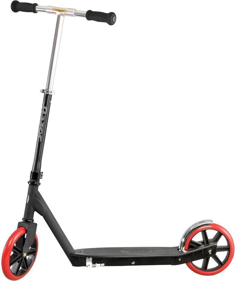 Razor Carbon Lux Big Wheel løbehjul - Razor Carbon Lux Big Wheel løbehjul