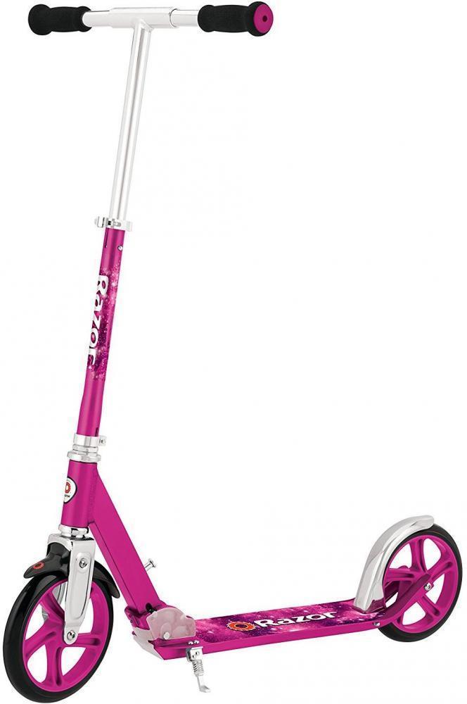 A5 LUX Løbehjul Pink - A5 LUX Løbehjul Pink