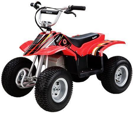 Elektrisk atv Dirt Quad 24V - Elektrisk atv Dirt Quad 24V