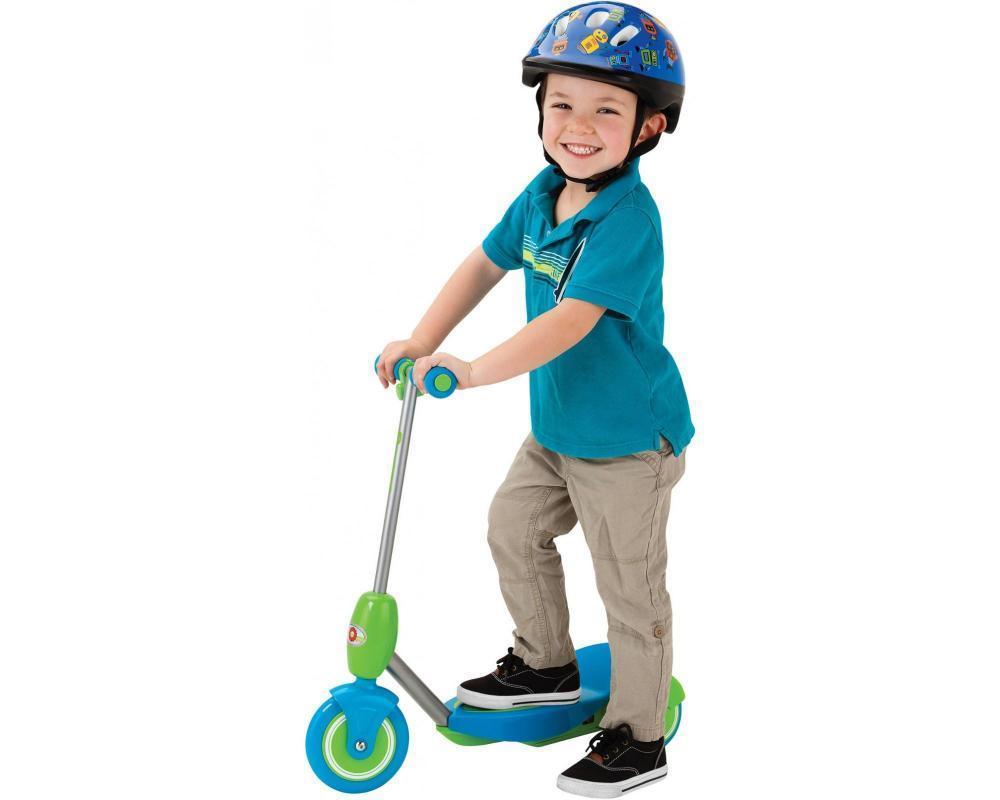Razor Lil´ Elektrisk Løbehjul Blå - Razor Lil´ Elektrisk Løbehjul Blå