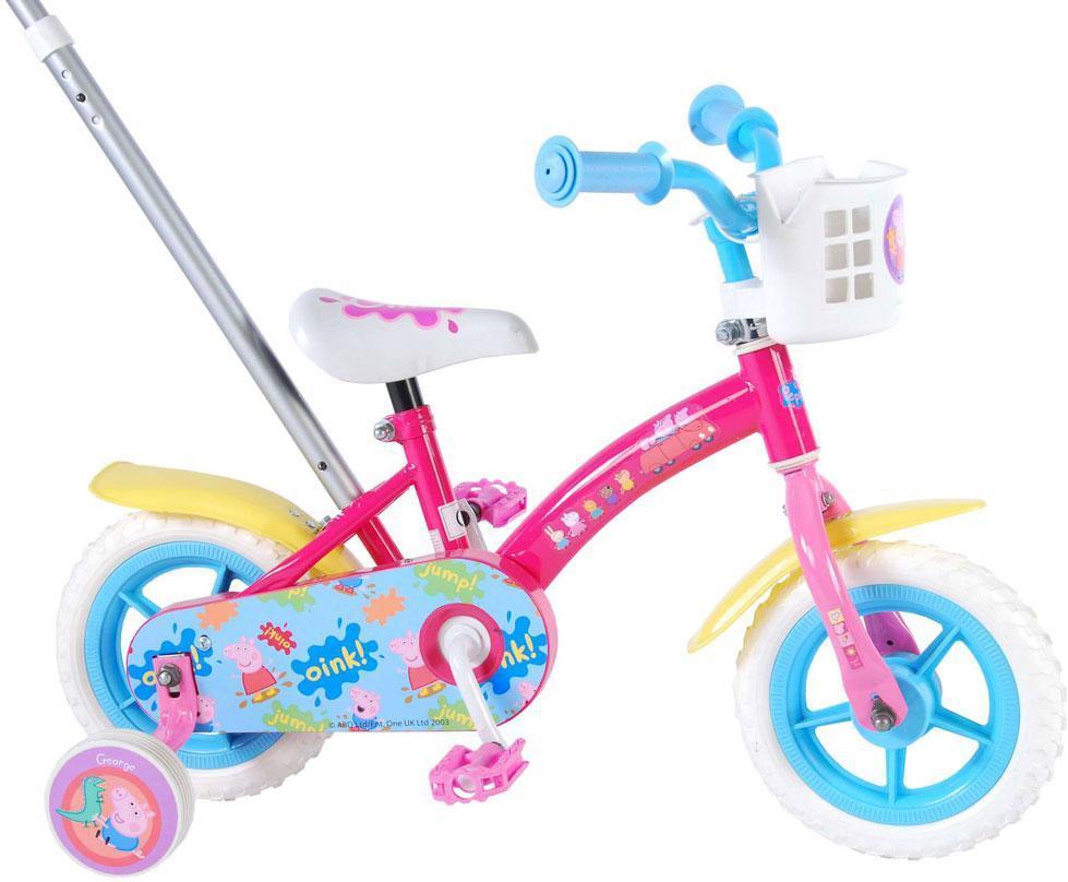 Gurli Gris Børnecykel 10 tommer - Gurli Gris Børnecykel 10 tommer