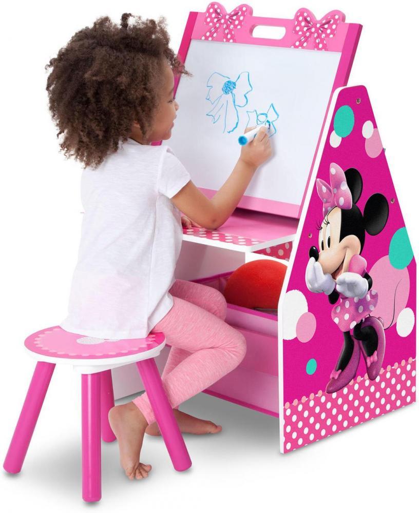 Image of Minnie Mouse aktivitetsbord - Disney borde og stole 73350 (261-073350)