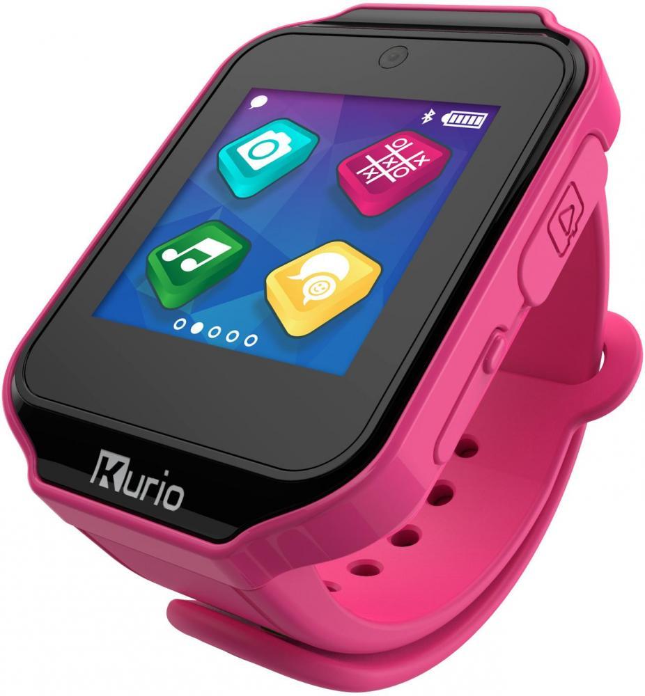 Image of Kurio Watch Pink - Kurio Smartwatch 50044 (263-050044)