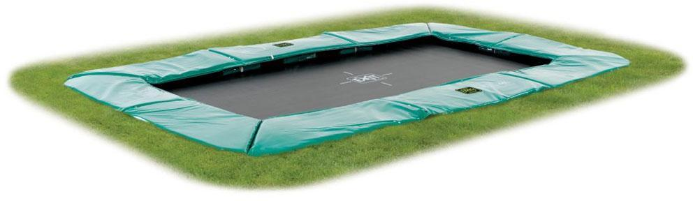 Image of Exit supreme trampolin 214x366 - Exit trampolin 105012 (267-105012)