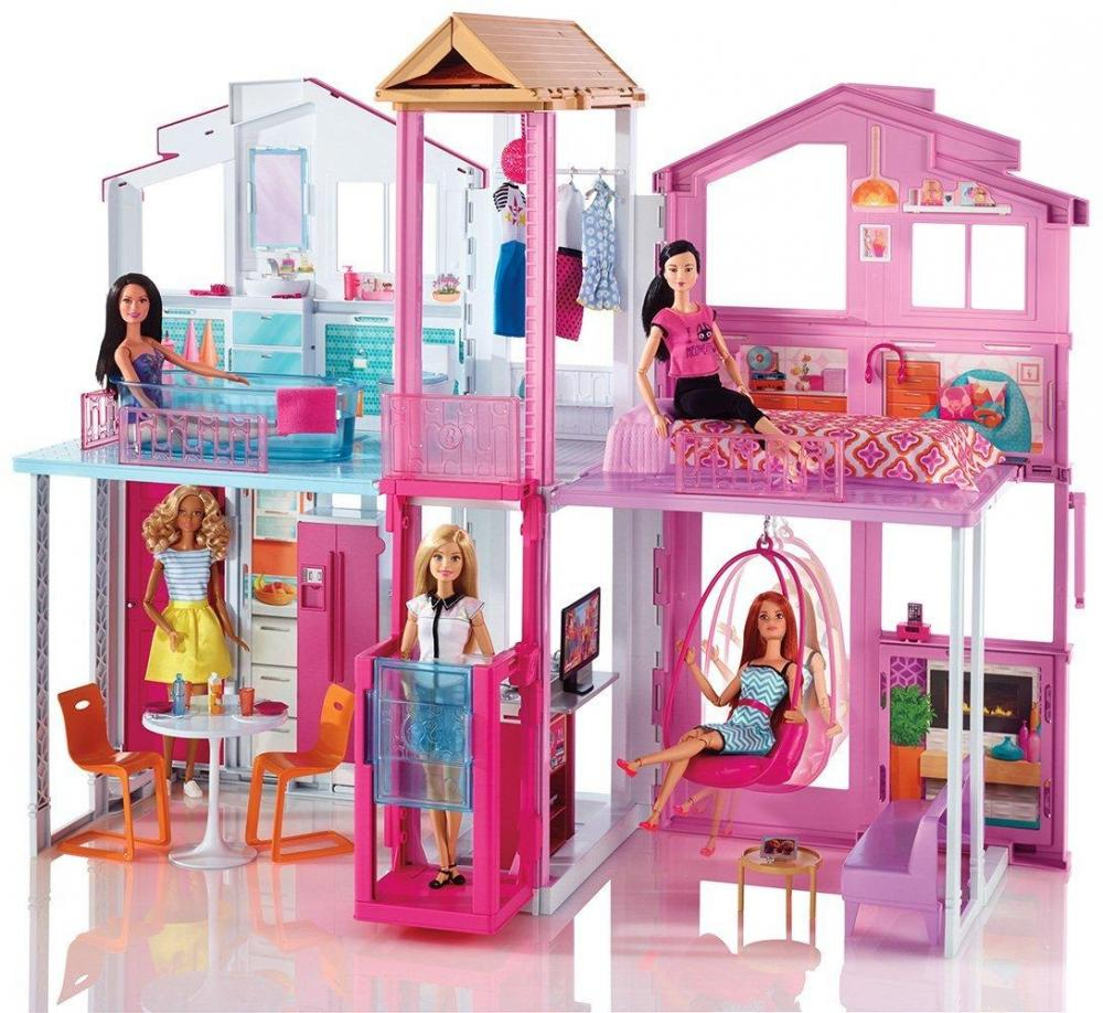 Barbie Malibu Townhouse - Barbie Malibu Townhouse