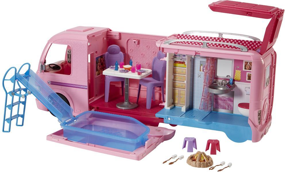 Barbie Dream Autocamper - Barbie Dream Autocamper