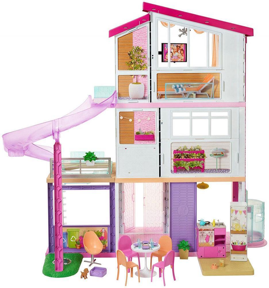 Image of   Barbie%20Ultimative%20Dr%C3%B8mmehus - Barbie%20Ultimative%20Dr%C3%B8mmehus