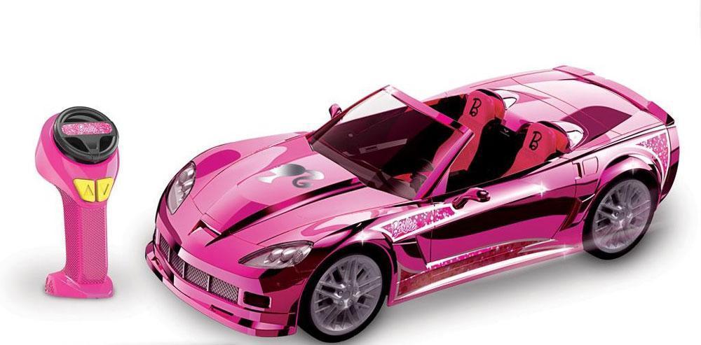 Image of   Barbie%20Cruisin%20Corvette%20Radiostyret - Barbie%20Cruisin%20Corvette%20Radiostyret