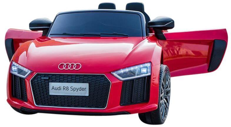 Image of   Audi%20R8%20R%C3%B8d%20El%20bil%2012V - Audi%20R8%20R%C3%B8d%20El%20bil%2012V