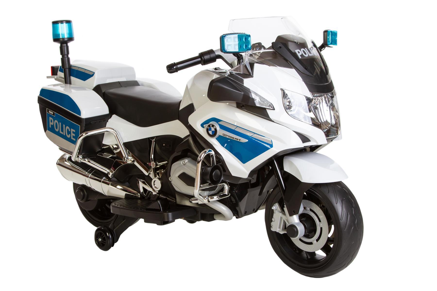 BMW R1200 Police motorcykel 12V - BMW R1200 Police motorcykel 12V