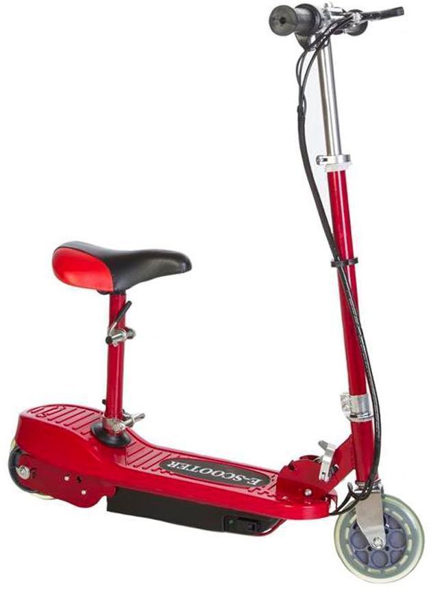 Azeno GoGo El løbehjul rød - Azeno GoGo El løbehjul rød