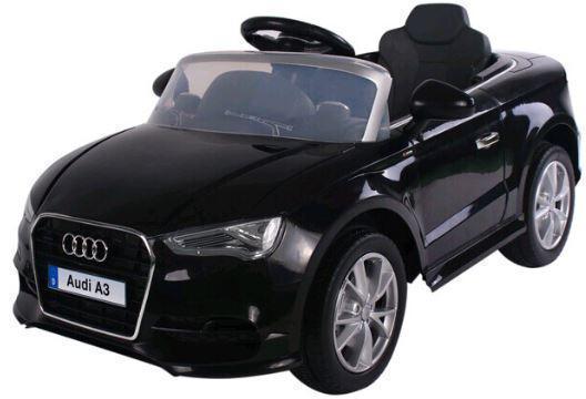 Audi A3, 12V Elbil, m fjernbetjening - Audi A3, 12V Elbil, m fjernbetjening