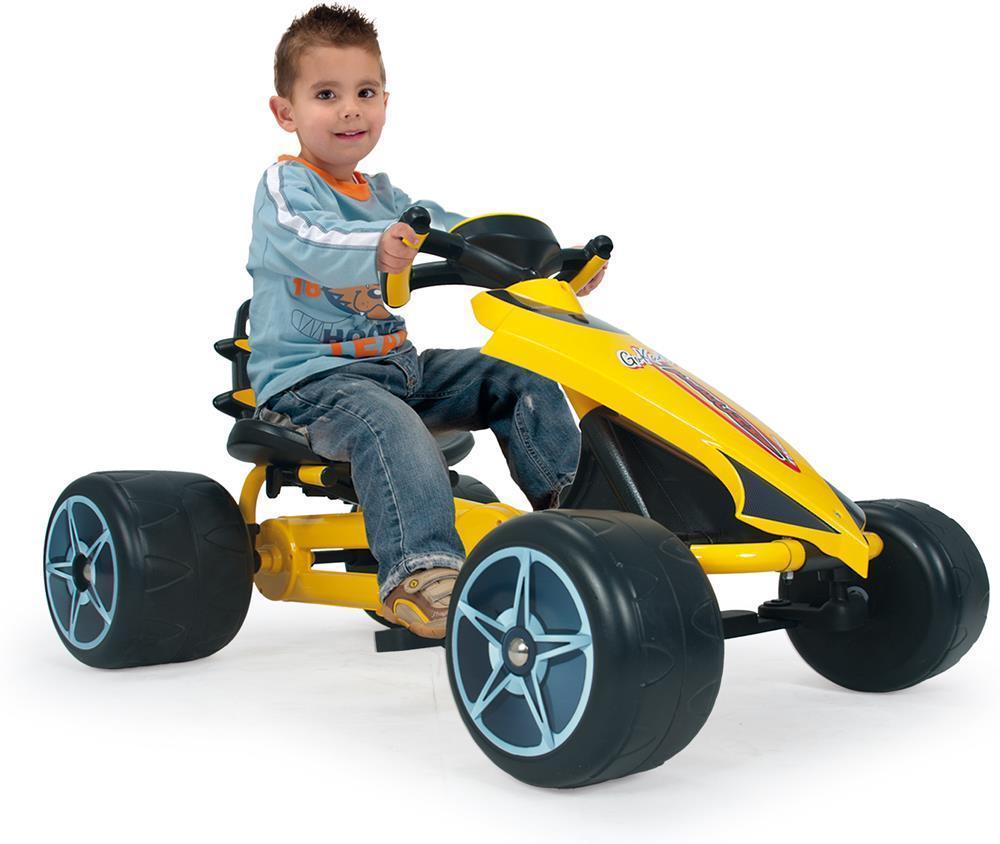 Image of Go-kart - Injusa pedal gokart 412 (298-000412)
