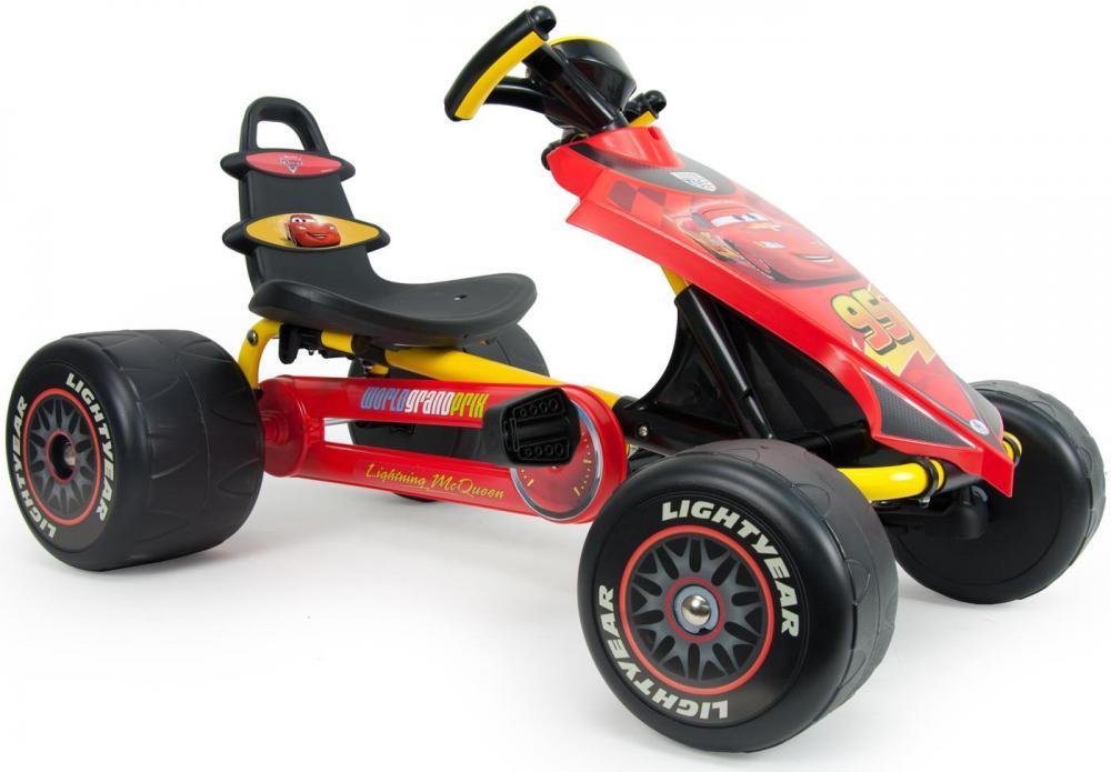 Cars Go-Kart - Cars Go-Kart