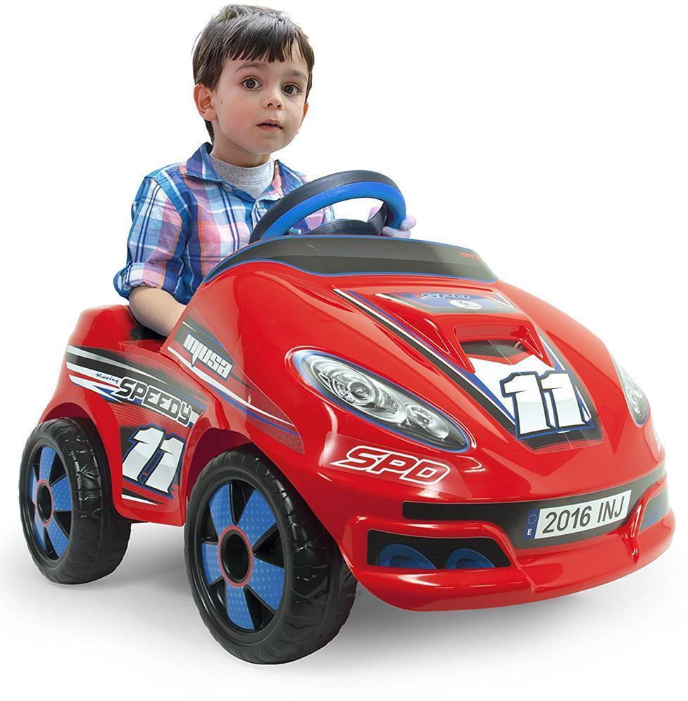 Speedy Imove Elbil 6v - Speedy Imove Elbil 6v