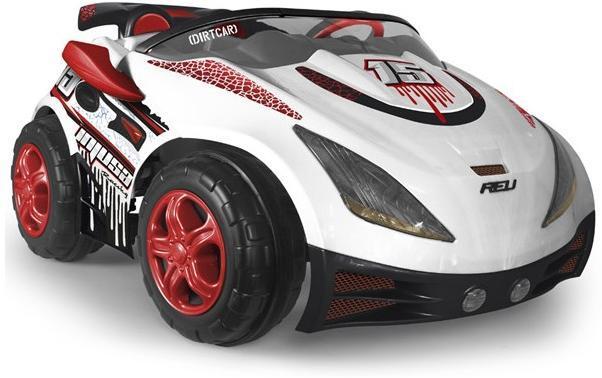 Hvid Racer Imove Elbil 12v - Hvid Racer Imove Elbil 12v