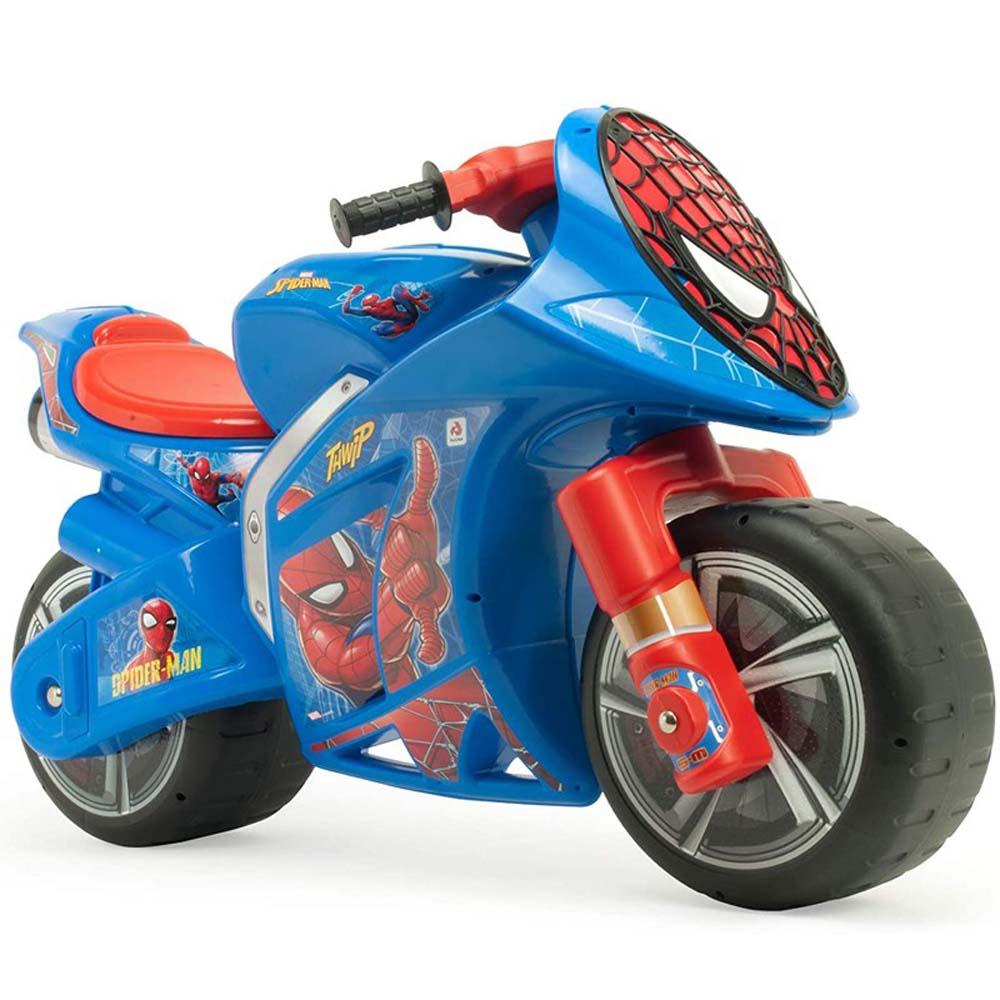 Spider-Man løbemotorcykel - Spider-Man løbemotorcykel