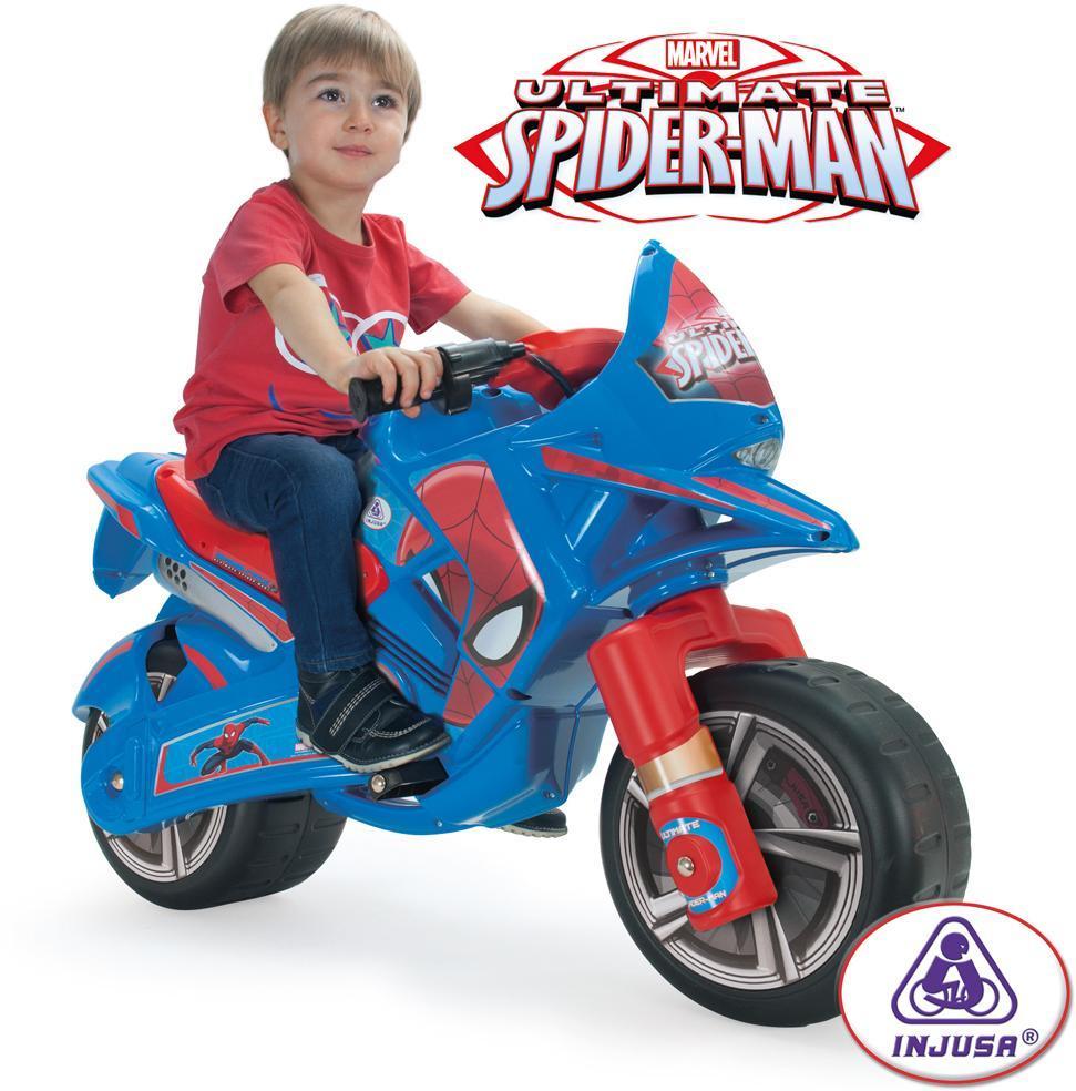 Spider-Man elmotorcykel 6v - Spider-Man elmotorcykel 6v
