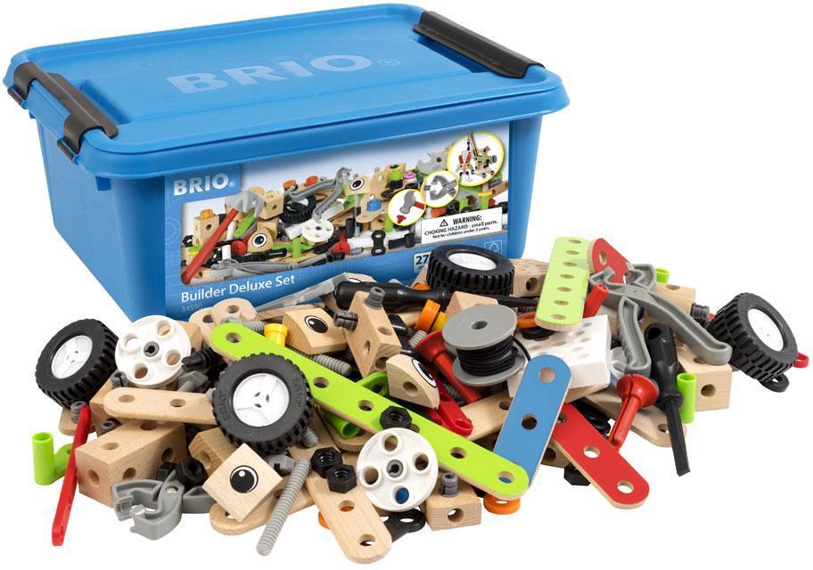 BRIO Builder Deluxe Set - BRIO Builder Deluxe Set