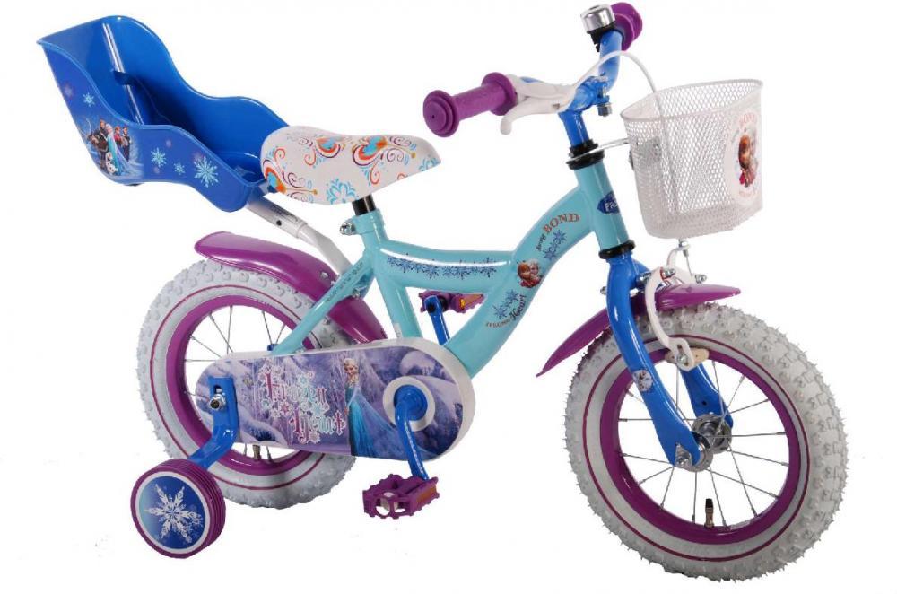 Frost Børnecykel 12 tommer - Frost Børnecykel 12 tommer