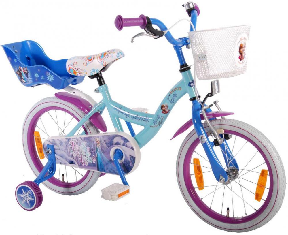 Frost børnecykel 16 tommer - Frost børnecykel 16 tommer