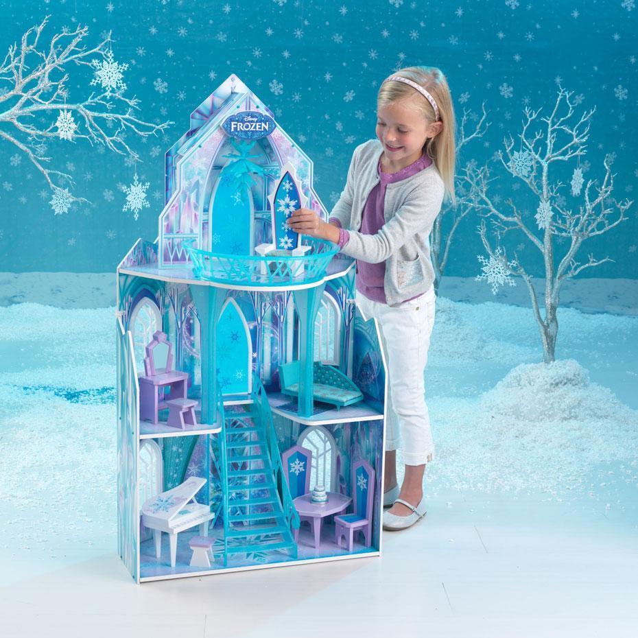 Frost stort dukkehus - Frost stort dukkehus