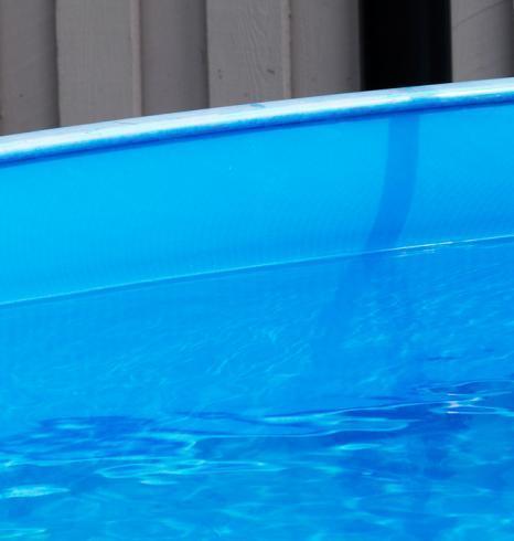 Image of Liner til Kreta pool Ø4,60M - Swim & Fun 1618 (321-001618)