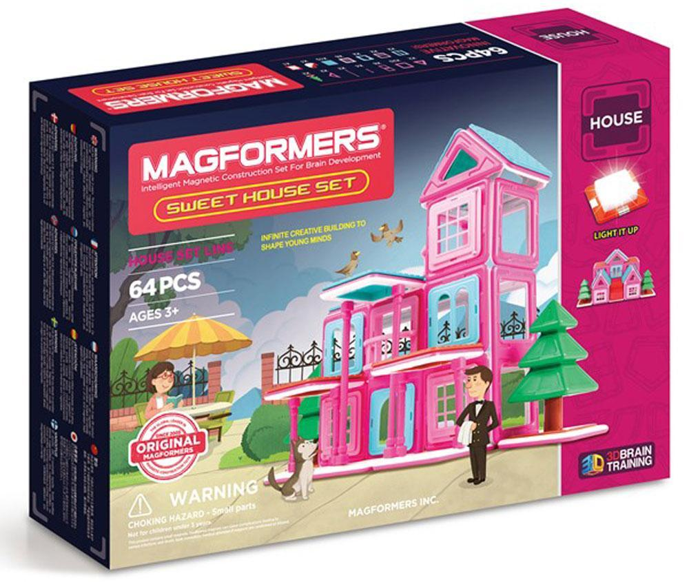 magformers Magformers sweet house sæt - magformers 3034 fra eurotoys