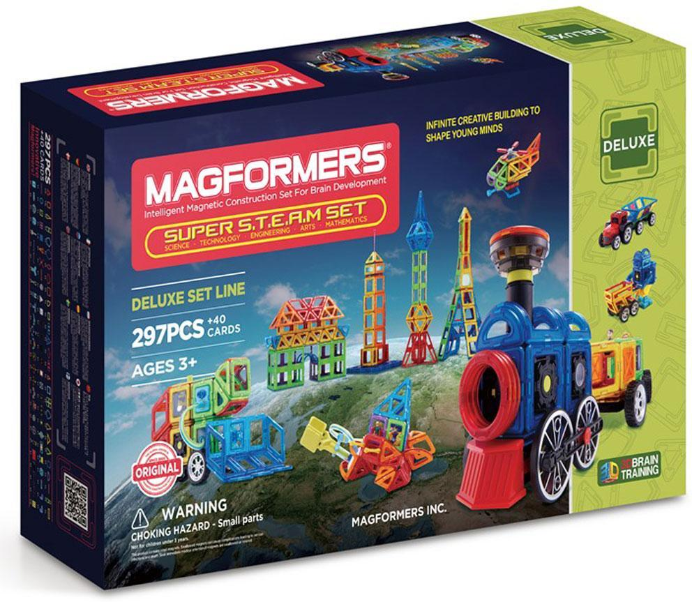 magformers Magformers super s.t.e.a.m. sæt - magformers 3041 fra eurotoys