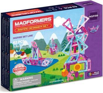 Magformers Inspire 62 set - Magformers Inspire 62 set