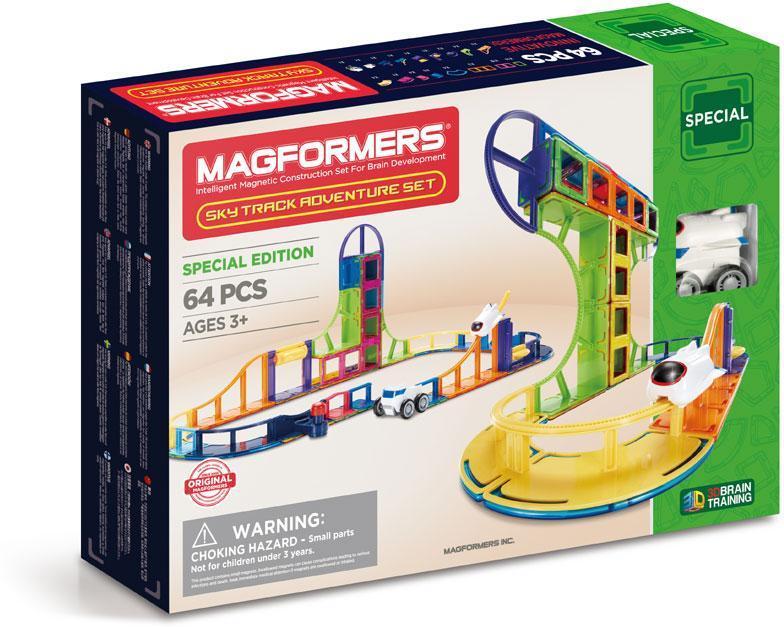 Magformers Sky Track 64 pcs - Magformers Sky Track 64 pcs