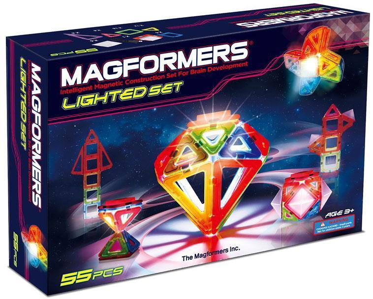 Magformers Lighted Set (LED) - Magformers Lighted Set (LED)