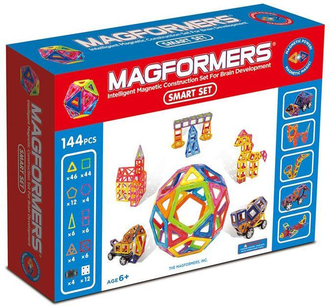 Image of   Magformers-144%20Smart%20Set - Magformers-144%20Smart%20Set