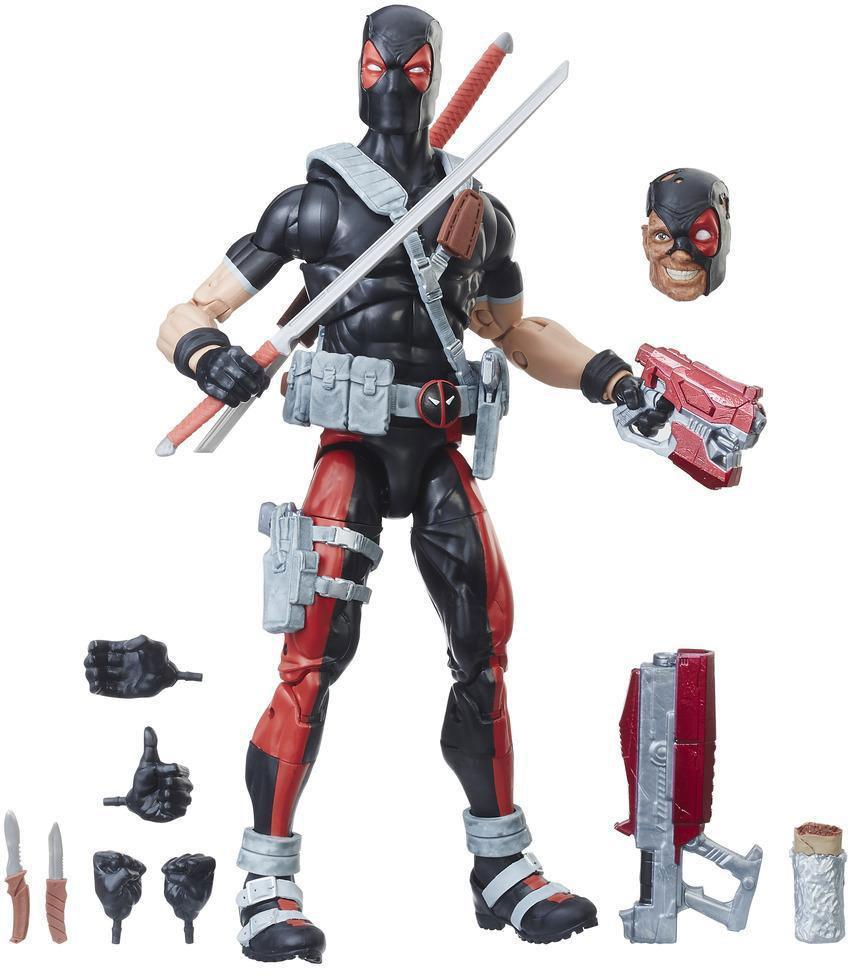 Deadpool Marvel Legends Figur - Deadpool Marvel Legends Figur