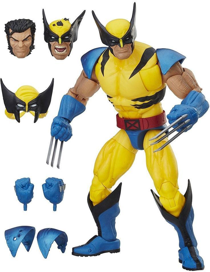 Wolverine Marvel Legends Figur - Wolverine Marvel Legends Figur