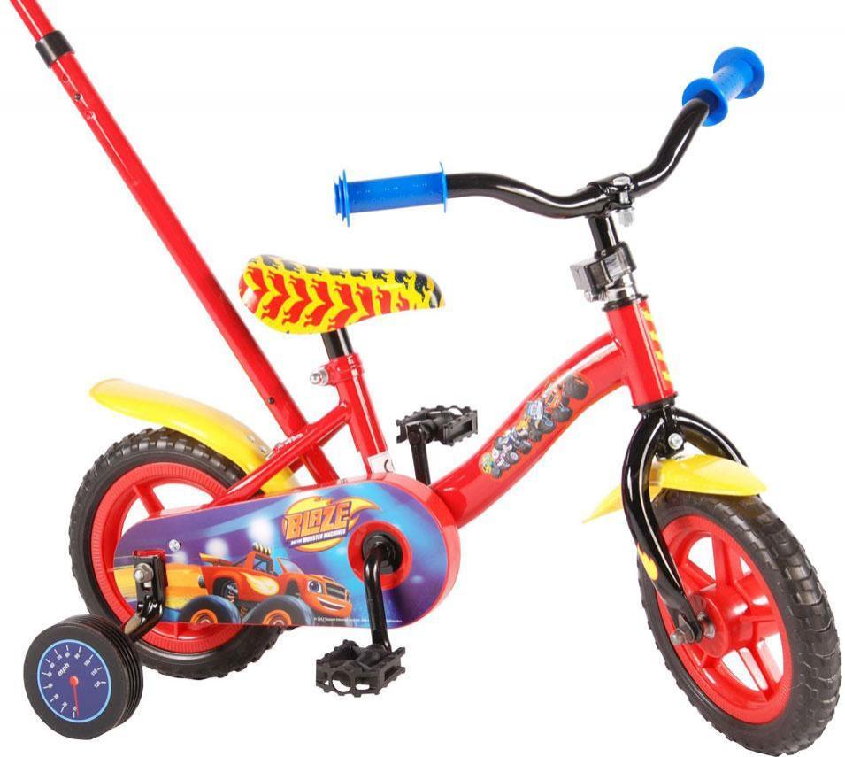 Image of Blaze Børnecykel 10 tommer - Blaze børnecykel 710193 (358-710193)