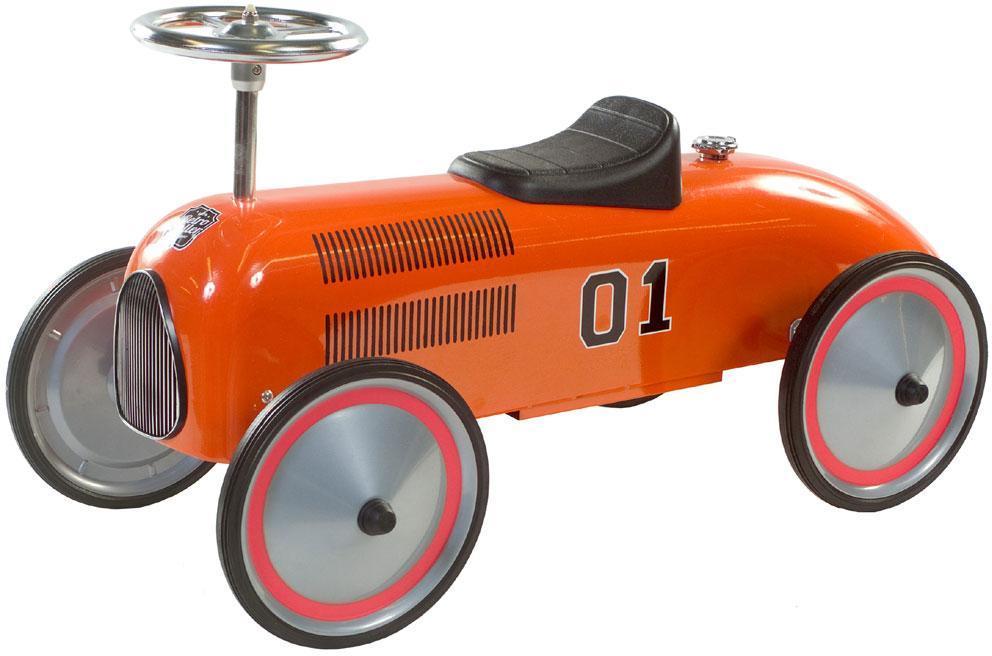 Retro roller Charley gå bil - Retro roller Charley gå bil