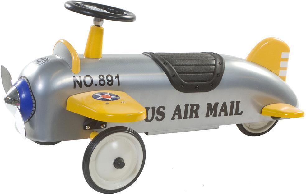 Retro roller aeroplane Charles gå bil - Retro roller aeroplane Charles gå bil