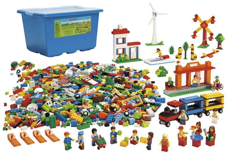 Image of City Kæmpe start sæt - Lego Education 9389 (36-009389)