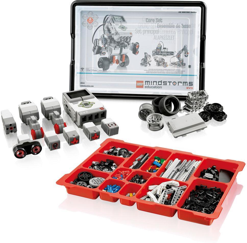 Lego Mindstorm Ev3 Core Set - Lego Mindstorm Ev3 Core Set