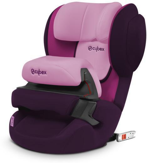 Cybex Juno 2-fix Purple Rain Autostol - Cybex Juno 2-fix Purple Rain Autostol