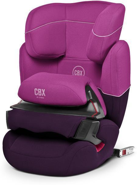 Cybex Aura-Fix Purple Rain Autostol - Cybex Aura-Fix Purple Rain Autostol