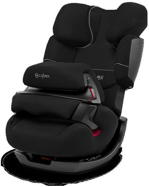 Image of   Cybex%20Pallas%20Pure%20Black%20Autostol - Cybex%20Pallas%20Pure%20Black%20Autostol