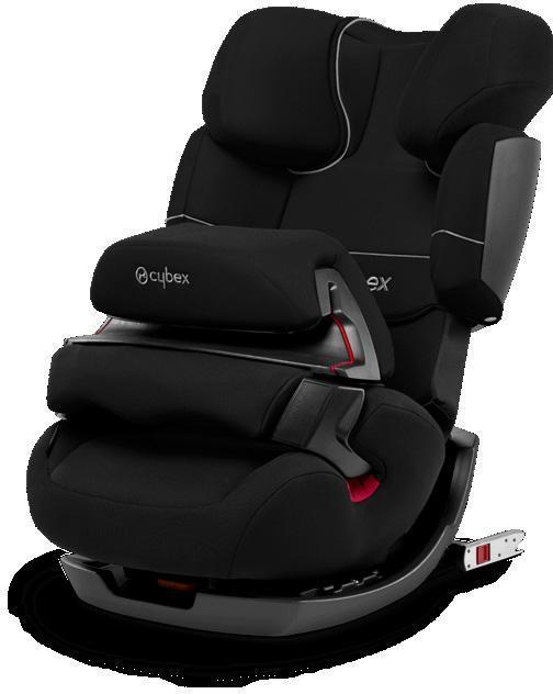 Cybex Pallas-Fix Pure Black Autostol - Cybex Pallas-Fix Pure Black Autostol