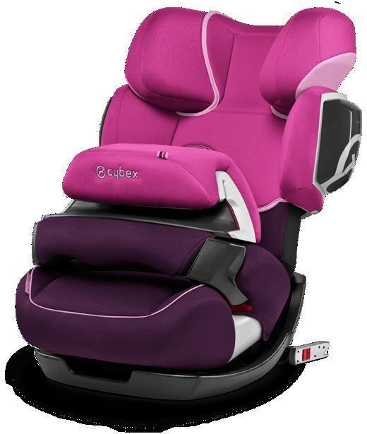 Cybex Pallas 2-Fix Purple Rain Autostol - Cybex Pallas 2-Fix Purple Rain Autostol