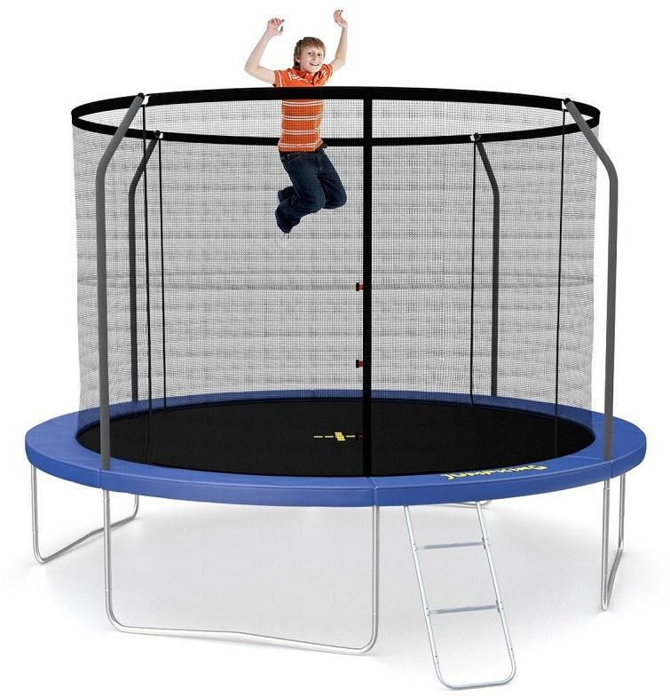 Image of Jumpking Deluxe Trampolin 366 cm - Trampolin 335100 (373-335100)